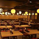 格安ビールと鉄鍋餃子 3・6・5酒場 - ※写真は系列店