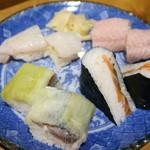 120570662 - お寿司です☆ 2019-1126訪問