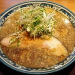 麺屋 八海山 - 煮干しそば@850