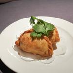 ミモザ - 大根、金華ハムの包み焼