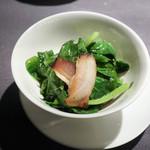 ミモザ - 干し肉豆苗