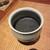 イップクアンドマッチャ - 料理写真:黒ごまのプリン
