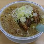 安福亭 - 料理写真:排骨麺
