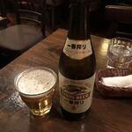 停車場 - ビール