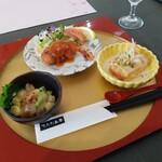 ファミリーグルメレストラン てんだあ亭 - 料理写真: