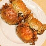 中華料理 悟空 - 料理写真:上海蟹 メス