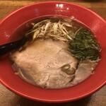 メン太ジスタ だにえるの場合 - 料理写真:中華そば