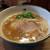 麺や輝 - 料理写真:ラーメン 2杯目