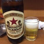 ばん - 赤星(大瓶)