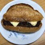 アヴェックルソレイユ - 料理写真:あんバター180円(税別)