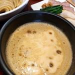 120589112 - 特製つけ麺