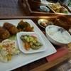 野山の食堂 - 料理写真: