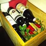 マリオの台所 - 種類豊富なワイン