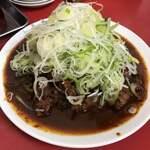 菜苑 - 純レバ炒め