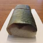Suehiro - 肉厚の鯖がなんとも言えない