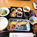 和食 清水 - 料理写真:近江米の朝粥セット