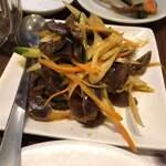 栄華楼 - 料理写真:砂肝の冷製