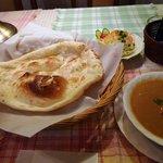 ネパール・キッチン - カレーセット