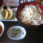 1206572 - 野菜天ぷらうどん もり (大盛り) 700円