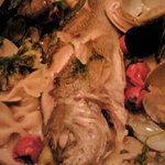 ナギサテイ - イサキの香草海鮮煮込み