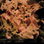 ナギサテイ - カジキマグロの自家製燻製シーザーサラダ