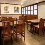 きむら庵 - 宴会用の個室です 4名様席