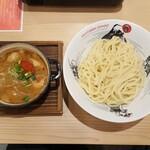 フジヤマ55 - 牛ホルつけ麺