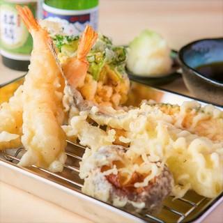 【新技術】胃もたれ知らず!体に優しいサクサクヘルシー天ぷら