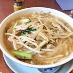 chuukasaikandouhatsu - 生嗎湯麺(サンマーメン)
