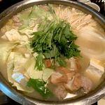 鳥蔵 黒船 - 鶏スープ、最強。