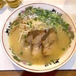 よしみ屋ラーメン - ラーメン中(700円)