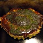ともしび - イカお好み焼き ¥650-