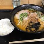 鬼がらし - 納豆中辛900円+ライス無料
