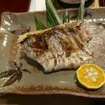 滝鮨 - 太刀魚塩焼
