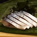 滝鮨 - シメサバ