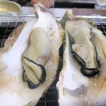沼津 海女小屋 BBQ - 牡蠣