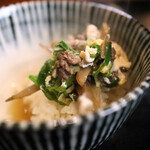 山商蕎麦店 - 料理写真: