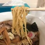 麺や来味 - 長岡生姜醤油らーめん