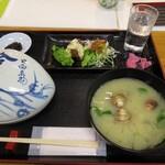 120628748 - 貝汁定食(780円)