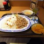 港北パーキングエリア(下り線)レストラン -