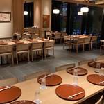 竹葉亭 - 1度に最大42名様までご利用いただける個室をご用意致します。大人数の宴会も承ります。