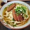 Tsurukame - 料理写真:三枚肉そば(大)