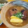 Sukesoba - 料理写真:本ソーキそば