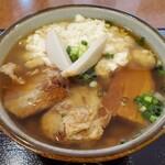 沖縄そば専門店 きんそば - 料理写真:きんそば
