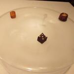ルセット - お茶菓子~ミニフィナンシェ チョコレート カヌレ
