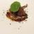 ルセット - カルガモのもも肉のコンフィ 玄米のリゾット 黒トリュフ