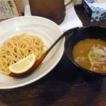 せっちゃん - 魚介とんこつ つけ麺[\650]