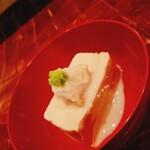 120640601 - 湯葉付き豆腐