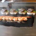 12065390 - 野菜と海老(new)