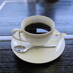 福来朗 - ランチにサービスで付く食後のコーヒーです。とっても美味しいです。